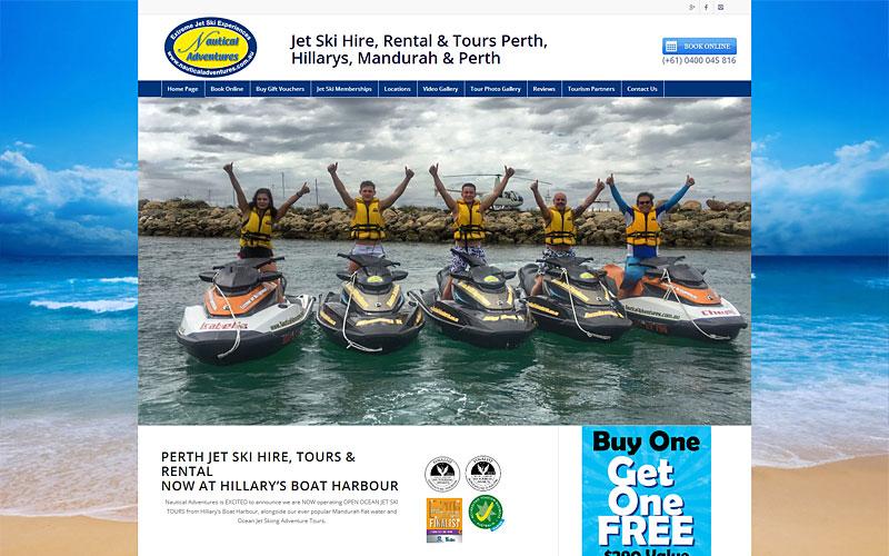 nautical-adventures-website-design