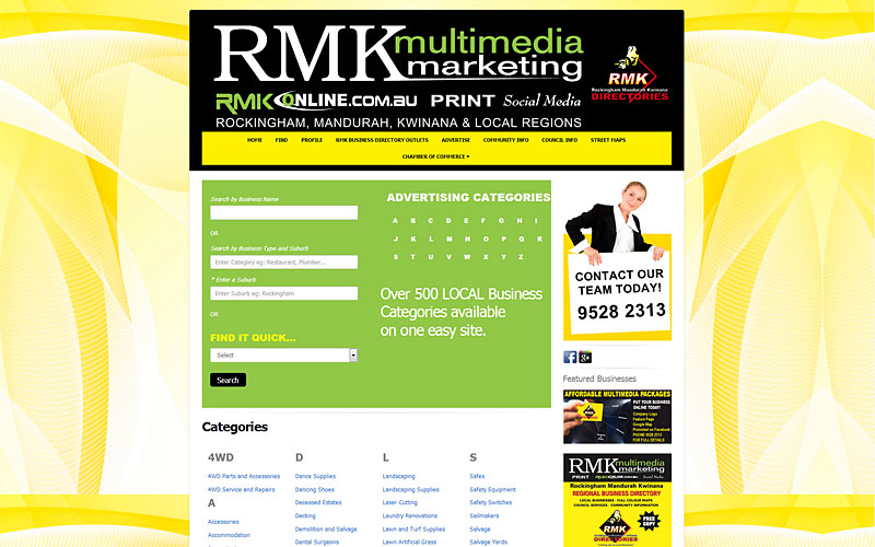 rmk-directories-website-design