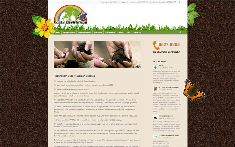 rockingham-soils-website-design