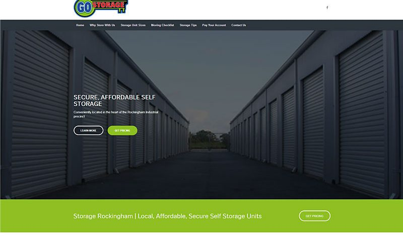 go-storage-website-design