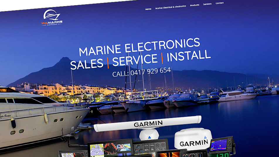 WA-Marine-Electronics-website-design-by-Digital-HQ