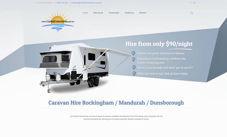 coastal-caravan-hire-website