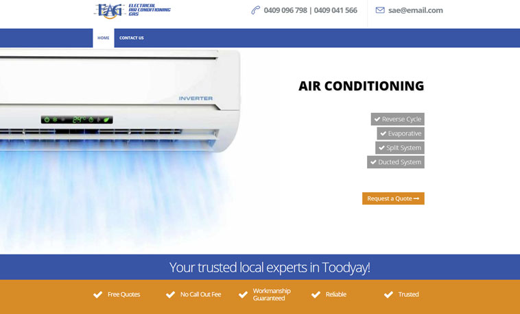 eag-electrical-air-gas-website
