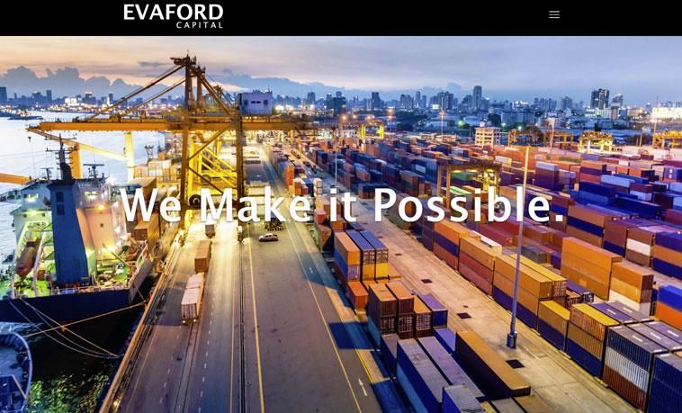 evaford-capital-website