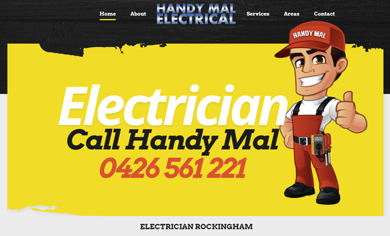 handy-mal-electrical-website