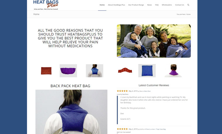heatbags-plus-website