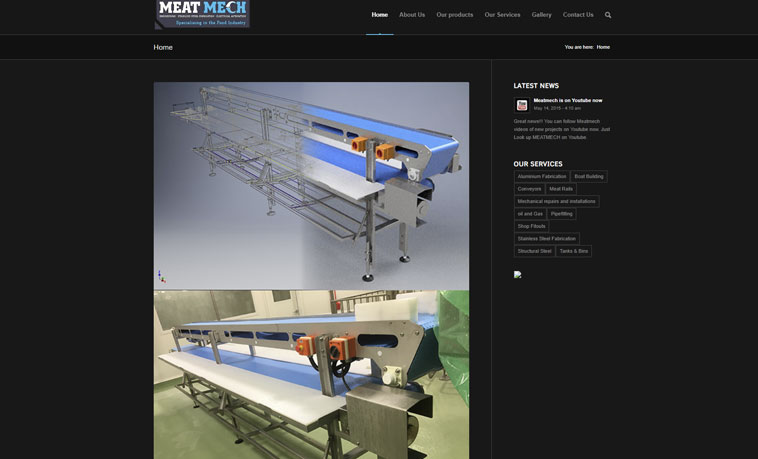 meat-mech-website