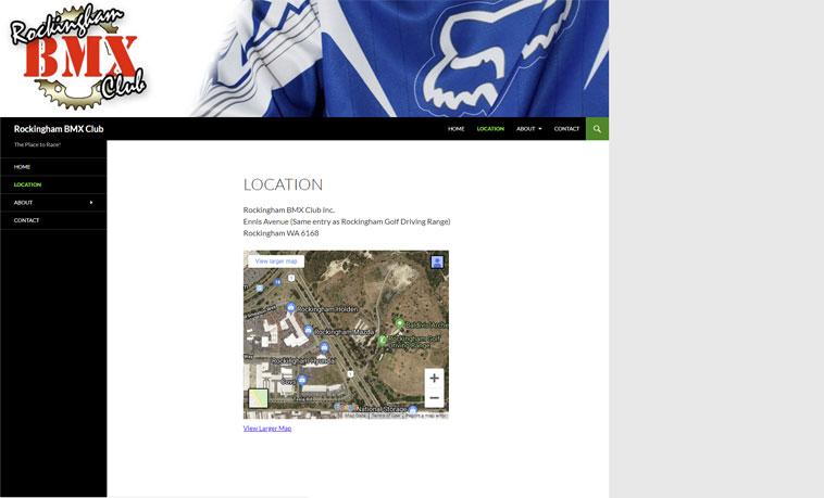 rockingham-bmx-club-website
