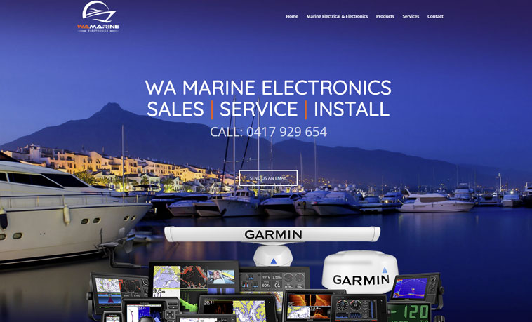 wa-marine-electronics-website