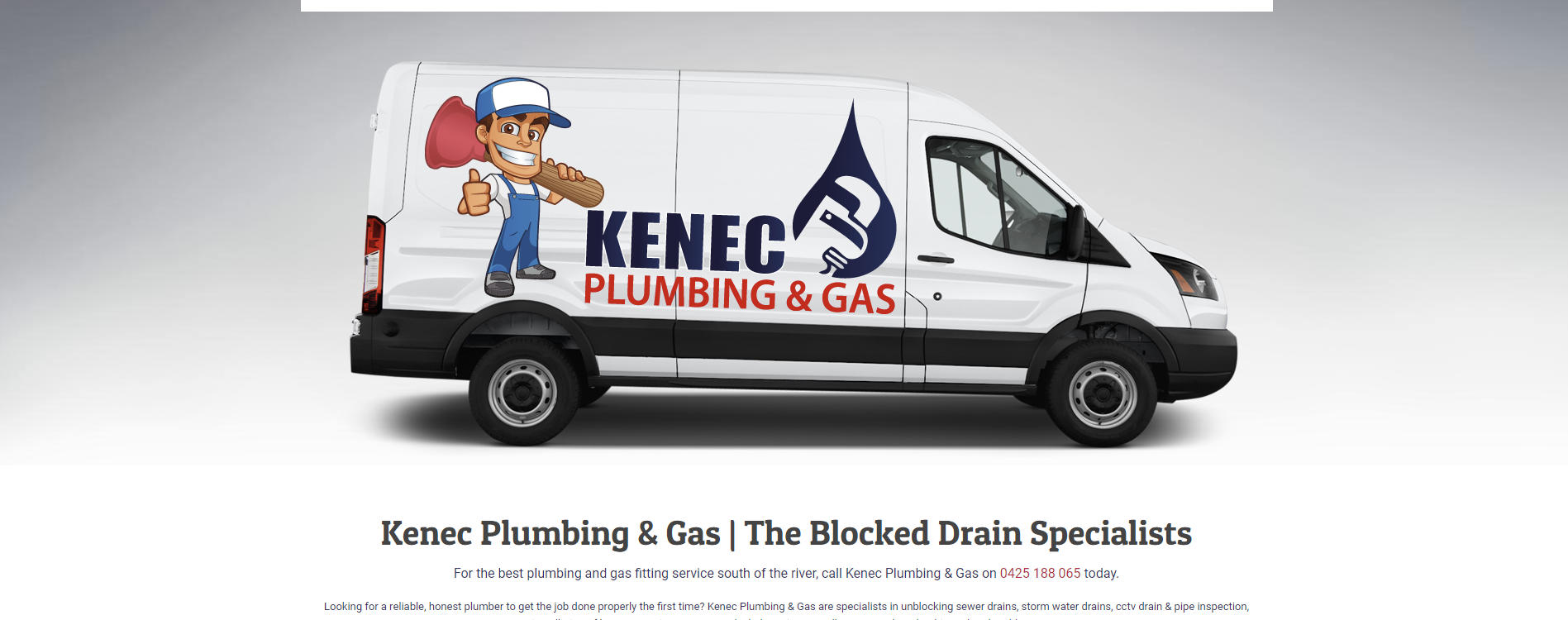 kenec-plumbing-and-gas-website