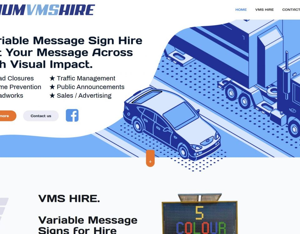 Premium VMS Hire - Variable Message Signs for hire across Perth WA